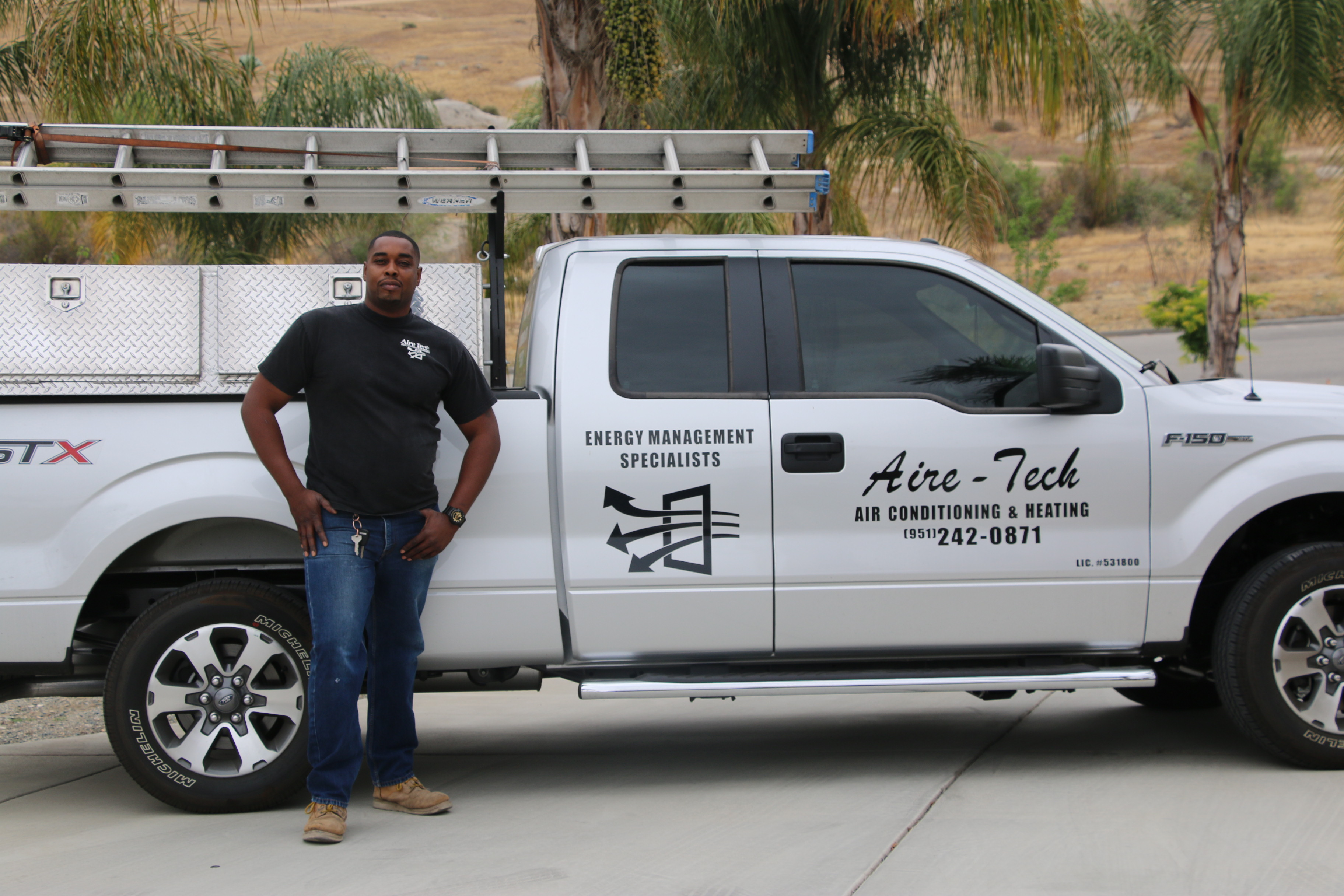 Aire-Tech Heating and Air Conditioning in Riverside Ca
