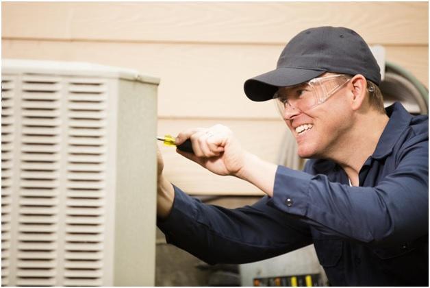 split air conditioner repair in Perris, CA